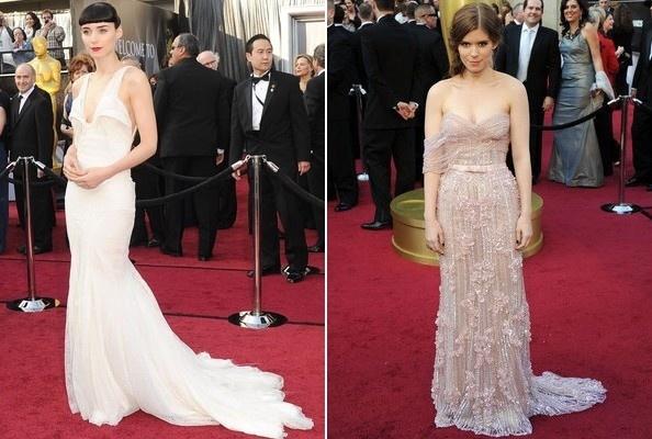 Rooney Mara vs Kate Mara: Glammed UP