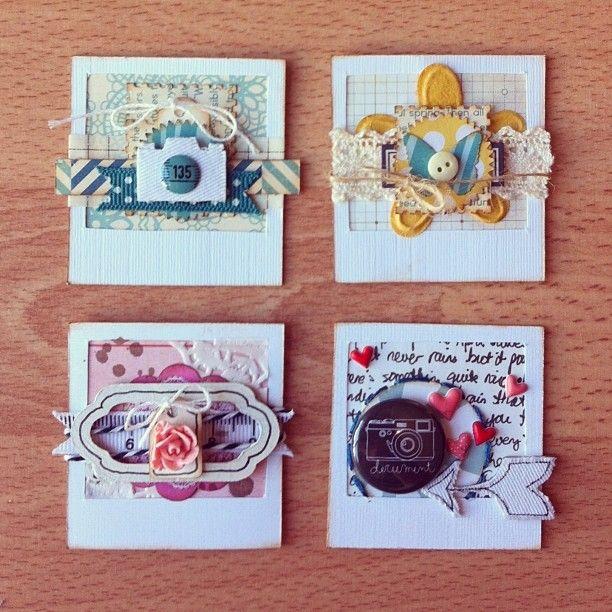 Pretty Polaroid Project: snap the fourth #scrapbook
