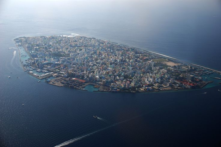The Concrete Male', Capital of Maldives Photo by: Dhivehidude (Mohamed Riza)