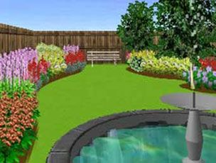 Free Garden Design Software deck patio design with pool software program Need To See Your Garden Plans This Website Offers A Virtual Garden So You Can