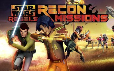 Star Wars Rebels Recon Missions... Is the force strong with this one?