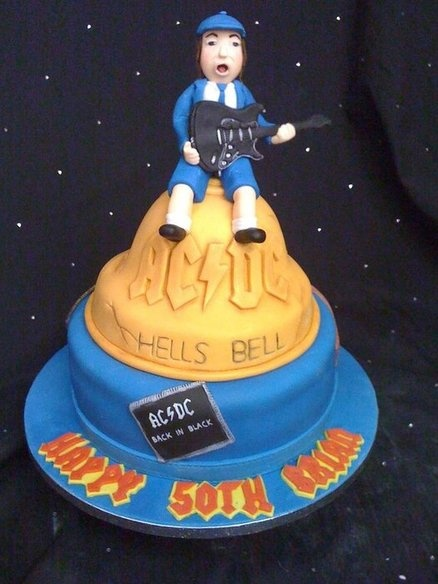Ac Cake Decorating Hornsby Nsw : 17 Best images about ACDC Cakes on Pinterest Novelty ...