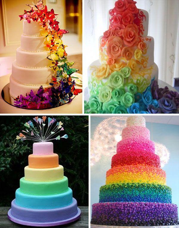 Green Wedding Shoes Dovete scegliere la palette per le vostre nozze ma non sapete scegliere tra i vari colori perché li amate tutti? Un matrimonio arcobaleno è la soluzione! L'arcobaleno è simbolo di speranza e pace ed è quindi di ottimo auspicio per le nozze. Poche cose mettono allegria come i colori vivaci; l'arcobaleno è …