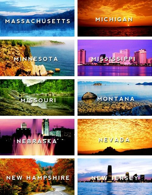 United States Of America Places To Visit In 2018 Pinterest And