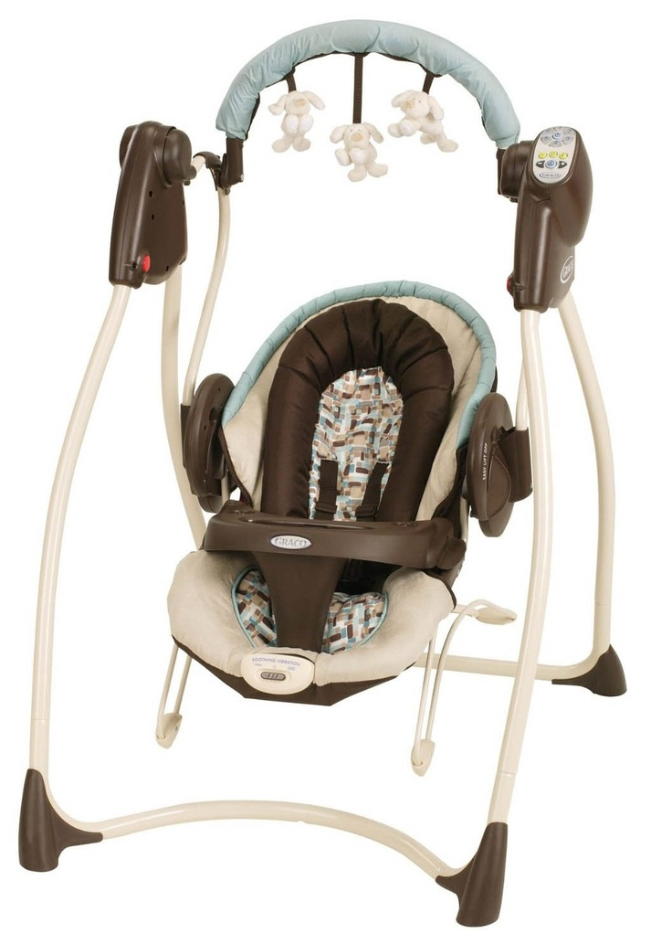 1000 Images About Baby Swing On Pinterest