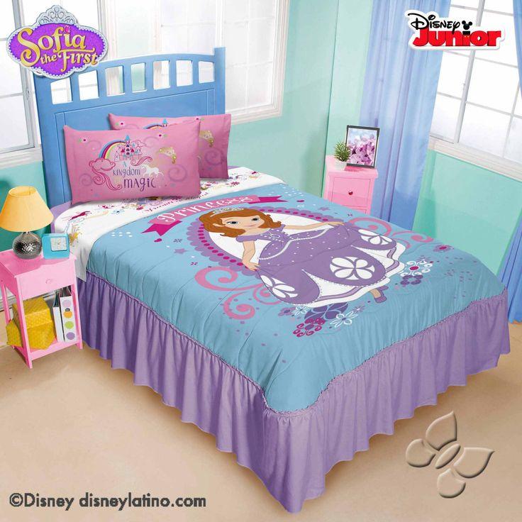 Disney Princes Sofia Comforter Bedspread $129.90-$144.90 - A Bit Unique Boutique