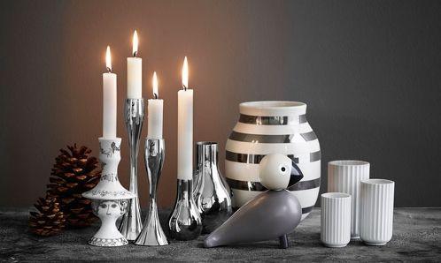 Gaver - Mangler du den perfekte gave? - Smukke design gaver. Bliv inspireret af vores store gaveguide #inspirationdk #danskdesign #Kähler #Stelton #GeorgJensen #LyngbyPorcelæn #Sølv