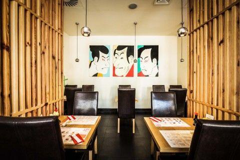 Restauracje - Sushi 77