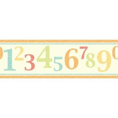 Numbers Border, 5011419056255