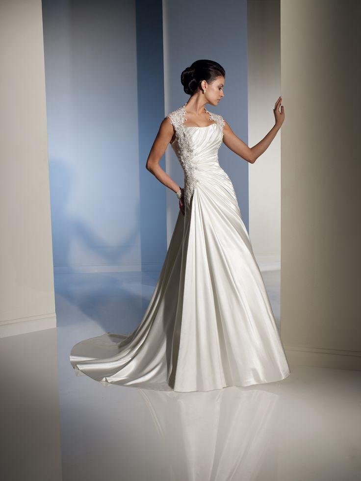Designer Wedding Dresses by Sophia Tolli   Wedding Dresses style #Y21160 - Martina