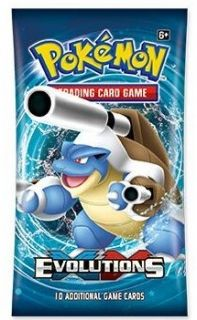 Pokémon TCG: XY Evolutions Booster Pack