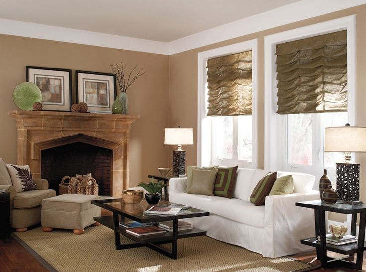 Casual Living Room   Color walls, Snow falls and Ceilings