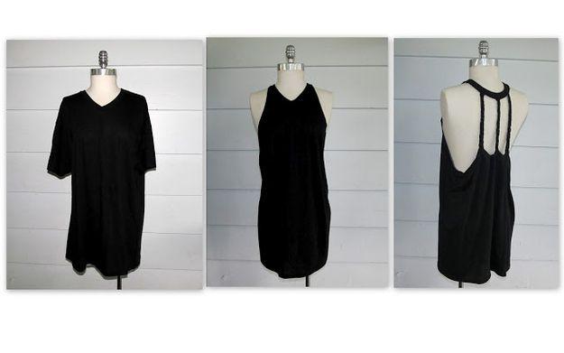 Triple-Braid Tank | 31 T-Shirt DIYs That Are Perfect For Summer