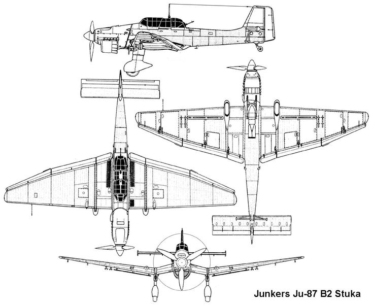 36 Best Images About Junkers Ju 87 Stuka