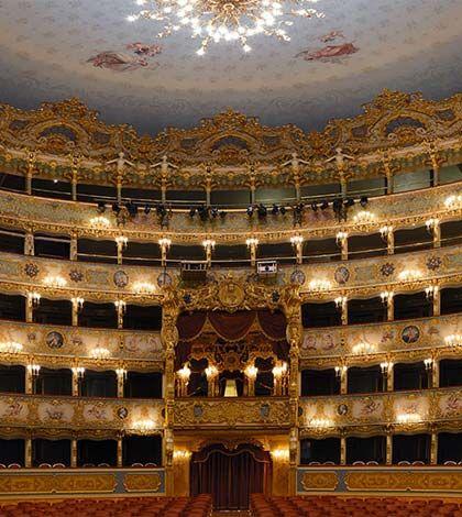Il Teatro La Fenice di Venezia e la sua Stagione lirica 2014/2015 @teatrolafenice