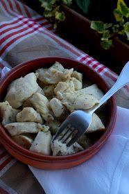 Un plato sencillo y delicioso de pollo, apto desde la fase de ataque.   Ingredientes:   - una pechuga de pollo entera cortada en dados  ...