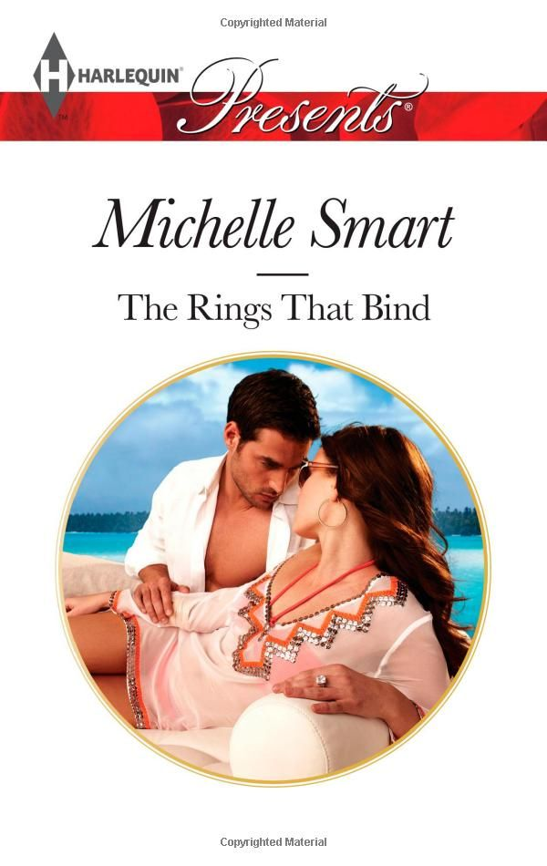 The Rings that Bind: Michelle Smart: 9780373131747: Amazon.com: Books