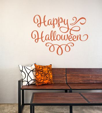 Halloween signs and graphics for your home and business decorate with custom halloween graphics