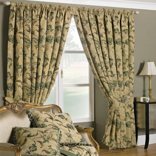 17 Best ideas about Green Pencil Pleat Curtains on Pinterest ...