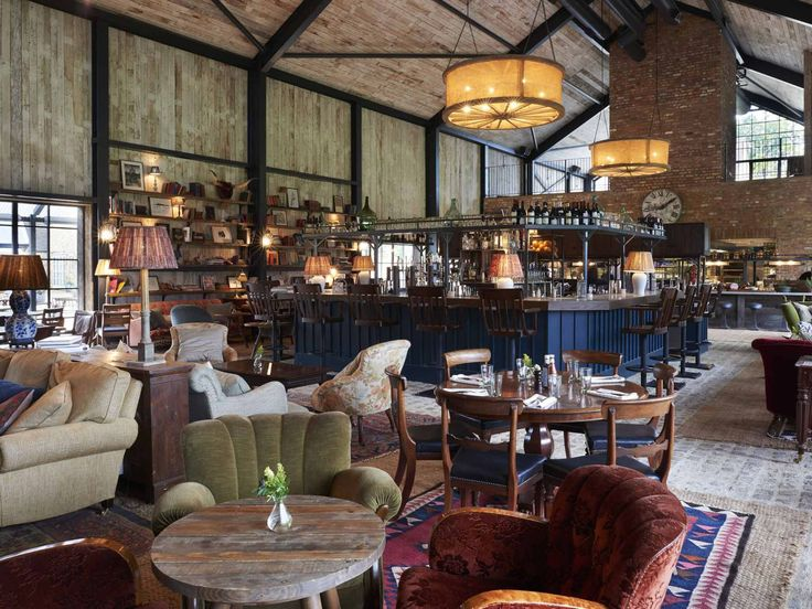 Soho Farmhouse, Oxfordshire - hotel review: If you want to get ...