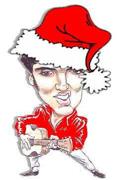 elvis christmas | Elvis-christmas