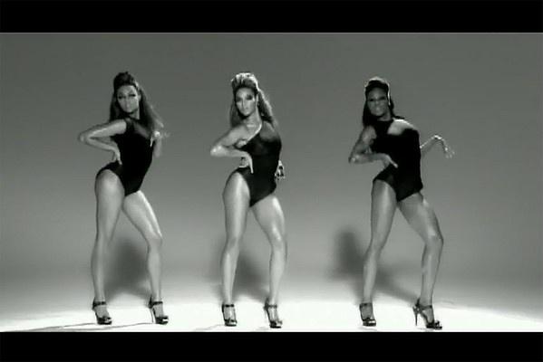 Bob Fosse then Beyonce