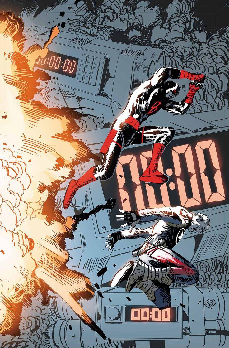 Daredevil (2015) Issue #4