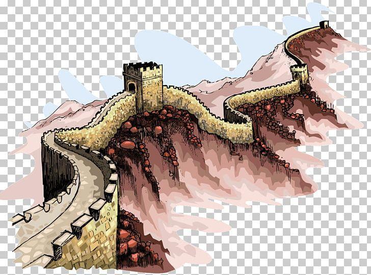 Great Wall Of China New7wonders Of The World Stock Photography Illustration Png China China Vector Photography Illustration Great Wall Of China Illustration