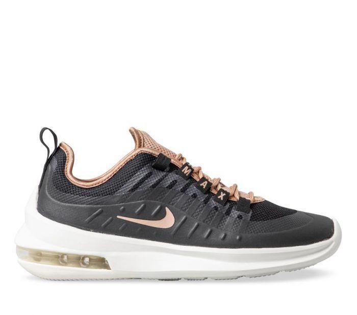 Shop Nike Womens Air Max Axis Black