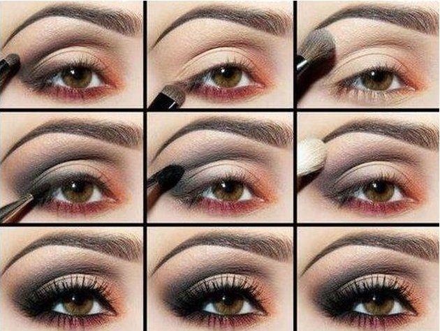 11 Makeup Tutorials For Brown Eyes