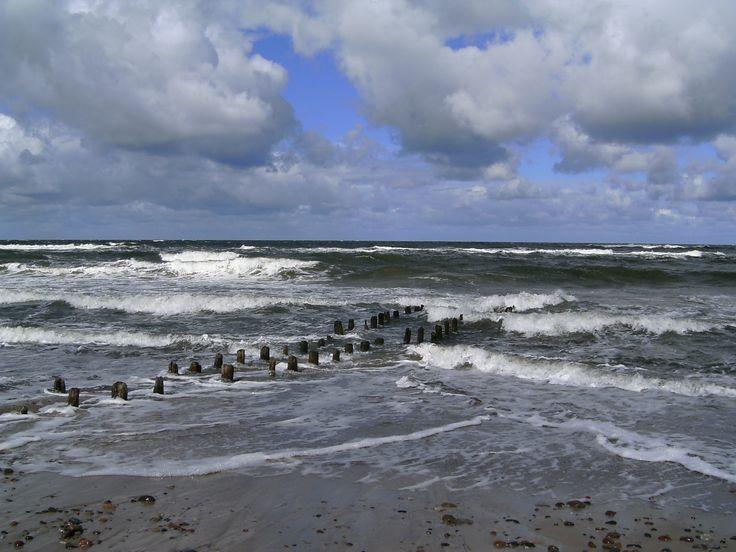 #Rewal - #Niechorze - 100 km wybrzeżem Bałtyku - http://www.turisticus.pl/100-km-wybrzezem-baltyku-relacja/