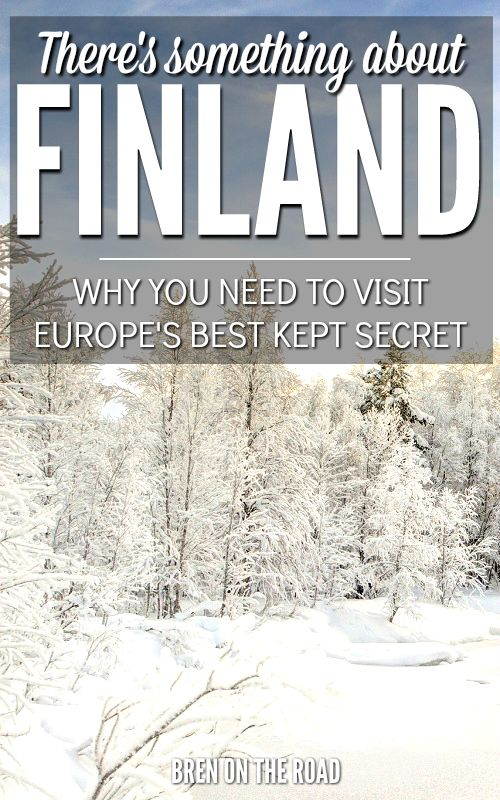 Secretly wonderful people, amazing scenery, unique food, Northern Lights, Santa Claus' office, saunas in the snow, incredible vodka - what's not to love? Check out just a few of the reasons you need to visit this secret gem of Europe.