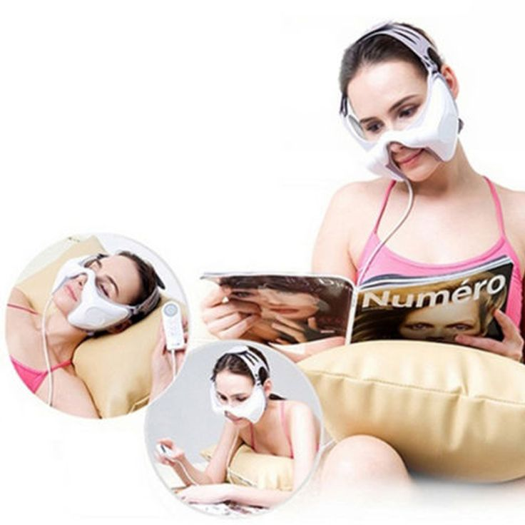 Electric Facial Massager Face Shape Slimmer Anti-aging Beauty Supply