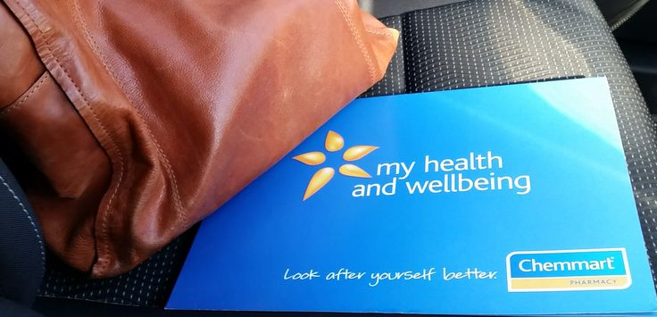 #AIA #Vitality Health Check. This is the folder that your results are placed in for your records. #Chemmart Pharmacy completes the health check for you for $20-. Definately worth it. :) www.monashgroup.com.au