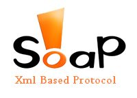 SOAP is a simple and open standard XML-based protocol for exchanging information between computers.
