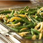 Green Bean Casserole - The classic green bean casserole has been a favorite side dish for holiday meals since the 1950s.