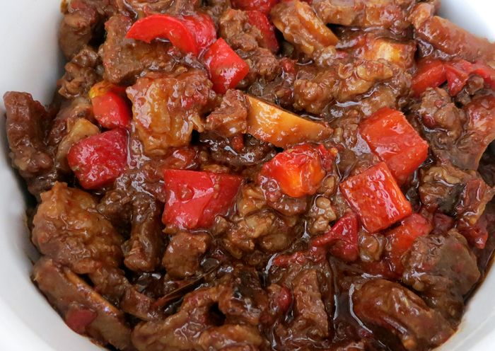 "AroundHawaii.com: The ""Ultimate"" Filipino Beef Mechado | The Tasty Island"