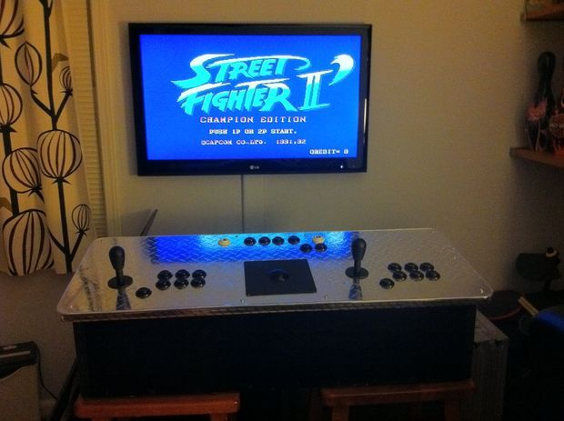 Picture of Portable Arcade Control Panel  (possible Ideas for future projects)