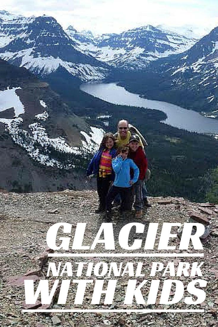 Visiting Glacier National Park with Kids