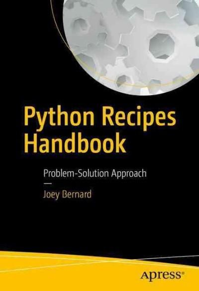 1034 best python soft programming images on pinterest computer python recipes handbook a problem solution approach free ebook fandeluxe Images