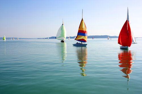 hungary - lake balaton - sailing  agnes karsai photography