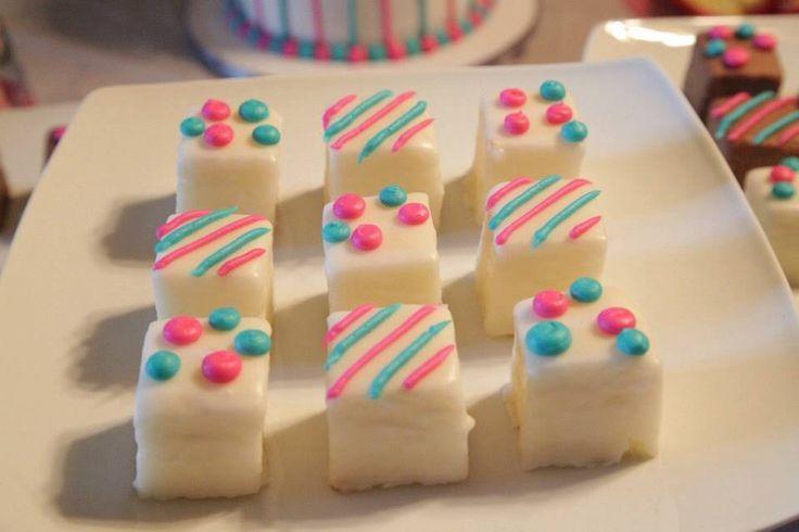 Gender Reveal Party Food | Gender reveal party foods | baby shower | Pinterest