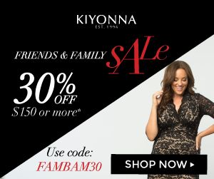 #Plussize fashions http://www.planetgoldilocks.com/plussize_clothing  save 30% on orders of $150 or more through Wednesday, October 18. Now is the perfect time to share your favorite fall styles from Kiyonna, Kiyonna has beautiful cocktail and special occasion dresses, or why not  stock up on your own favorites! #plussizeclothing #kiyonnafashions at #planetgoldilocksfashions #madeintheUSA