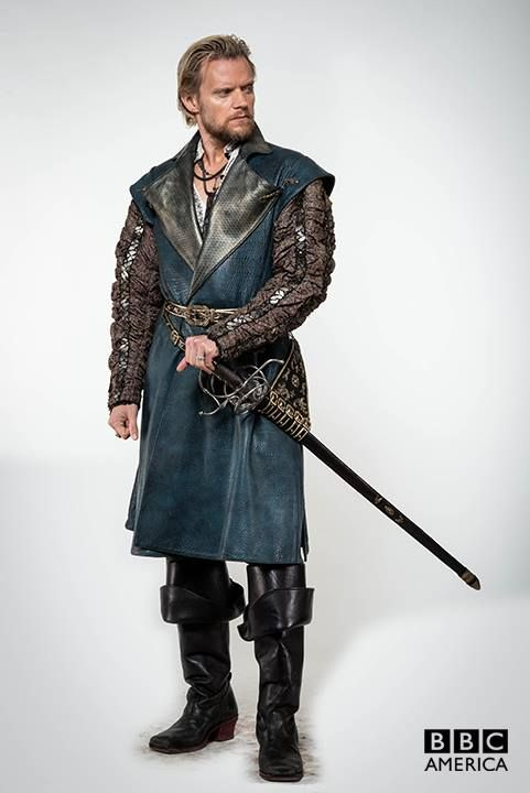 Photo of The Musketeers - Season 2 - Cast Photo - Rochefort for fans of The Musketeers (BBC).