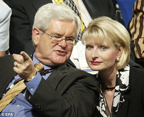 Newt Gingrich: Presidential hopeful claims 'I had affair because I ...