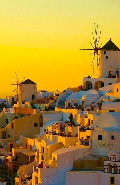 Cyclades ~ Santorini