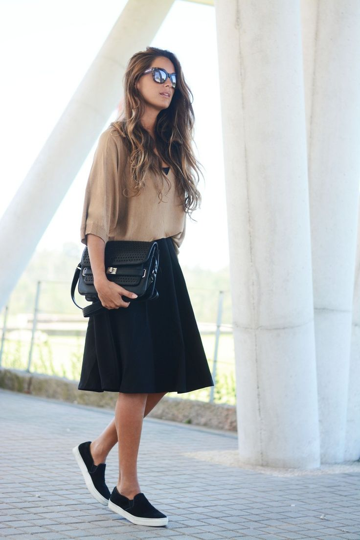 bargain of the week : midi skirt