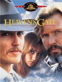 Heaven's Gate why this got slated I will never know ..cristopherson at his best a dazzling film