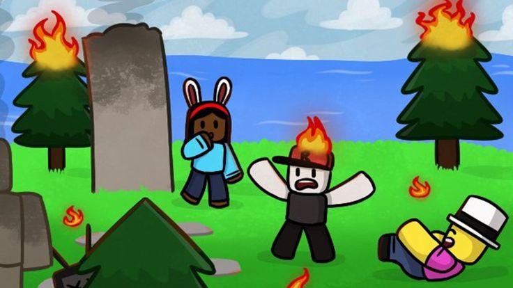 Natural Disasters Game Roblox