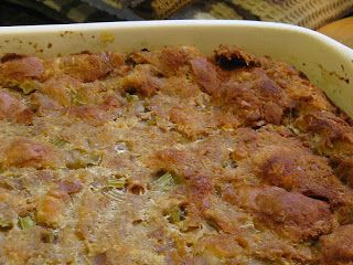 Cora Cooks: Oyster Dressing Recipe for Thanksgiving